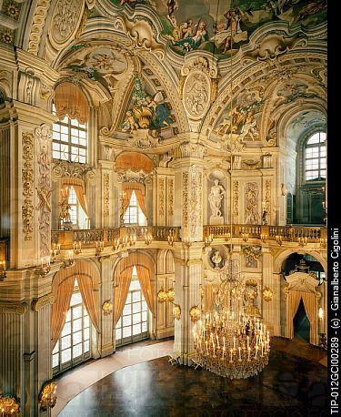 Piedmont, Turin, Stupinigi Royal Palace