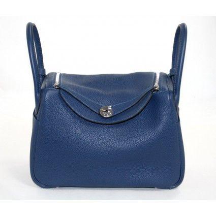 original hermes birkin handbags - hermes double sens large izmir blue/sapphire blue