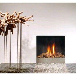 De #Faber Spectra Frameless is een moderne inbouw #gashaard. #Gaskachel #Interieur #Fireplace #Fireplaces #Kampen