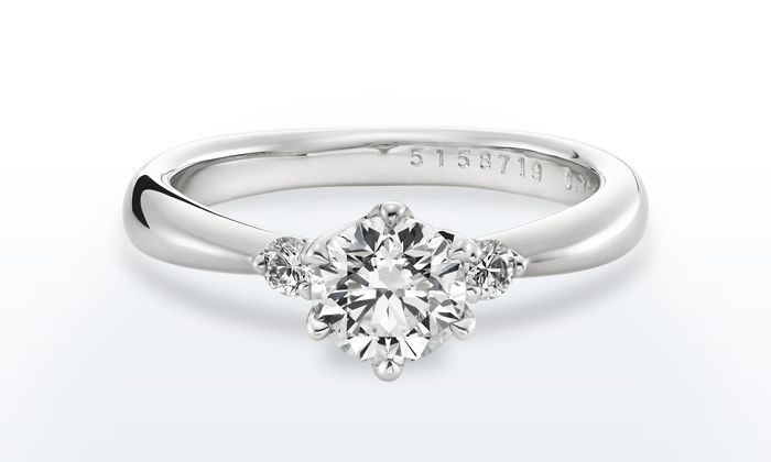 AE033|エンゲージリング|婚約指輪・結婚指輪のGINZA TANAKA BRIDAL