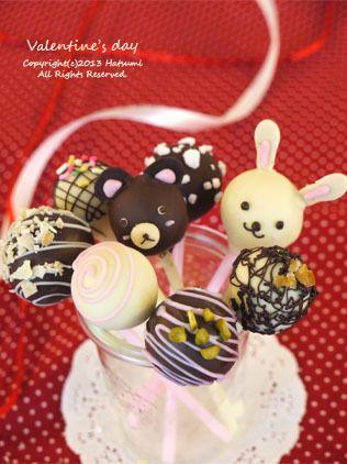 ロリポップチョコレート by はつみさん   レシピブログ - 料理ブログの ...