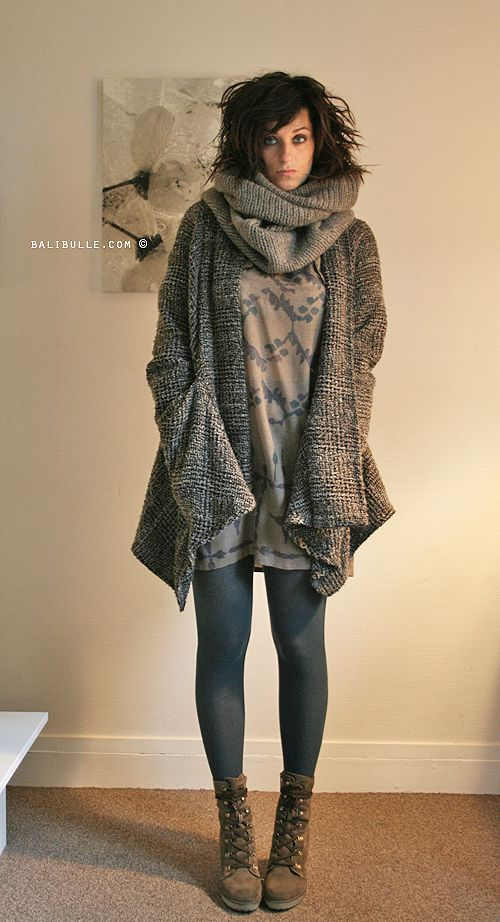 "Ah, for the winter months.. Although i""m glad it""s a looong time til i""m wearing something like this:"