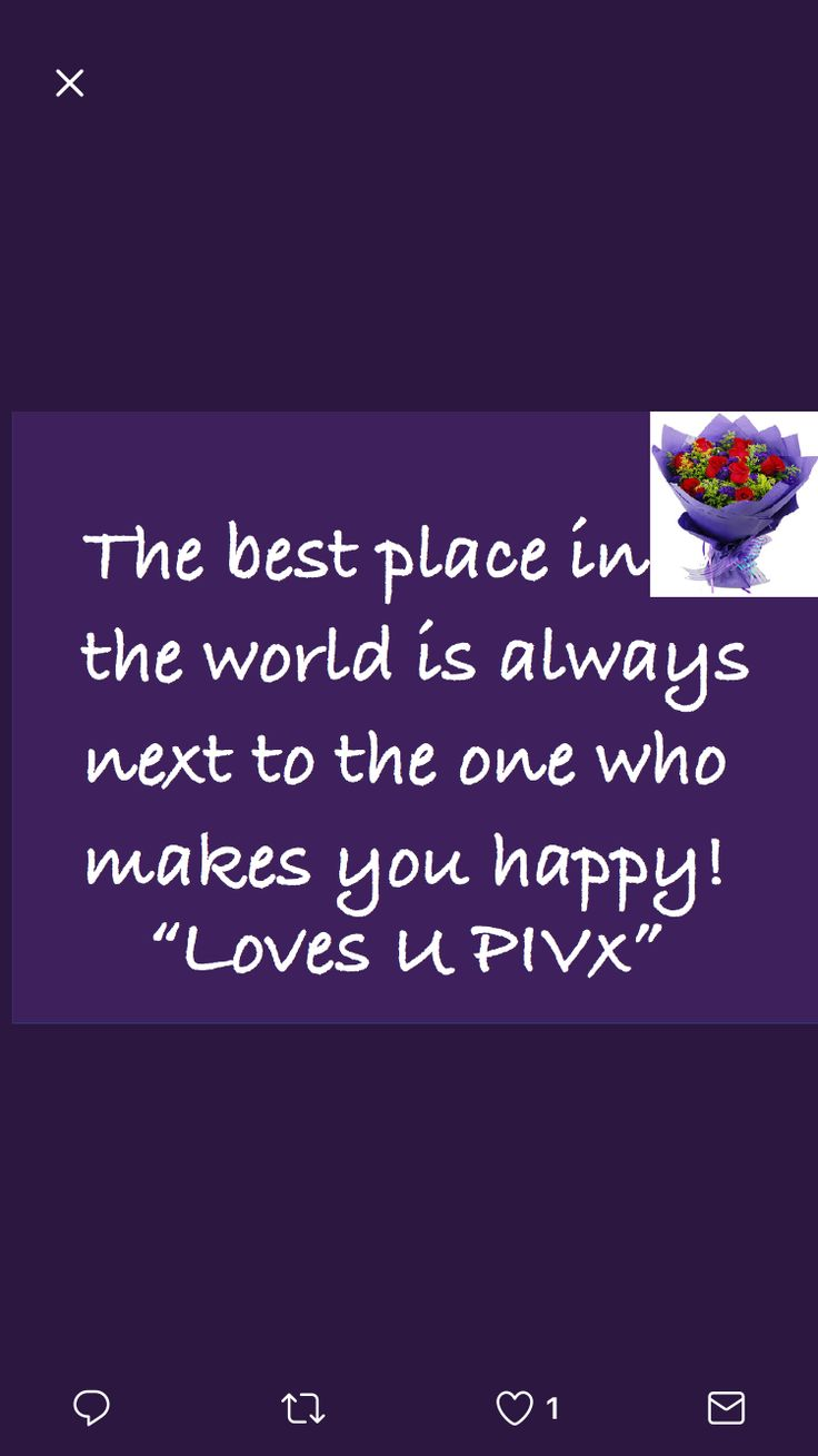 #ILovePivx submitted by Habidu @GlobalResolutes