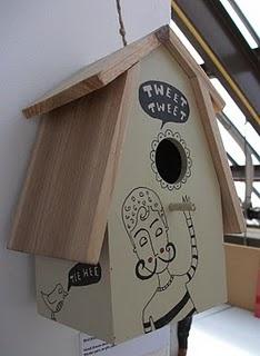 Illustrated Bird Box