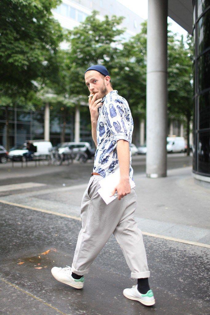 They Are Wearing: Paris Men's Fashion Week Spring 2015 | WWD