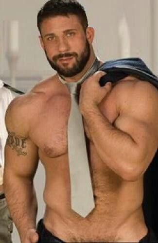 Gay Bear Office Porn