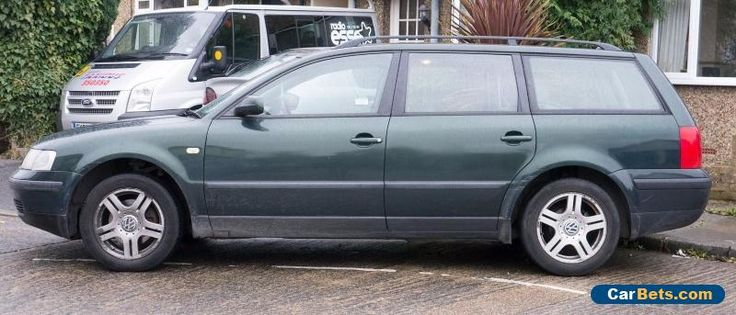 Volkswagen Passat Sport TDI Estate Green #vwvolkswagen #passat #forsale #unitedkingdom
