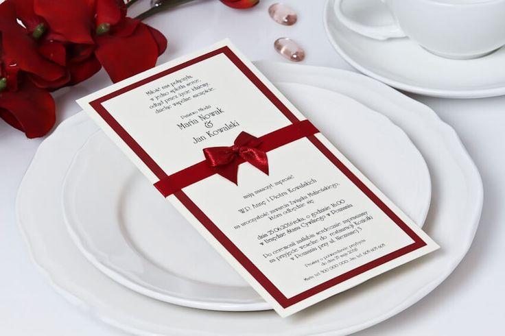 Jeśli interesują Cie zaproszenia ślubne Gorzów Wlkp. to nasza strona jest dla Ciebie idealna. Zjawiskowe zaproszenia na ślub, które spodobają się każdemu