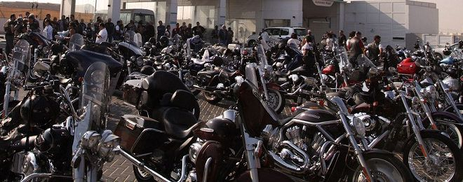 HARLEY DAVIDSON RECALLS NEARLY ONE MILLION MOTORCYCLE RIDERS!