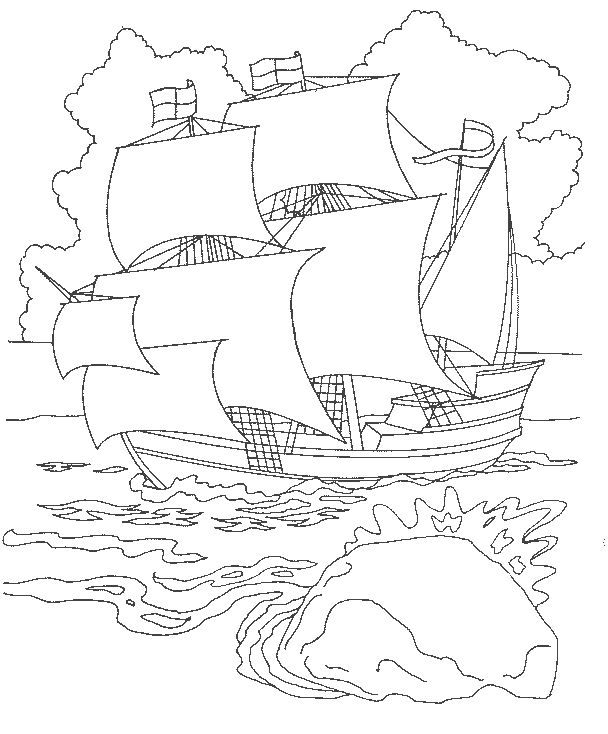 plymouth rock coloring pages - photo#2