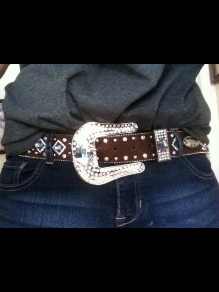 Country girl belt