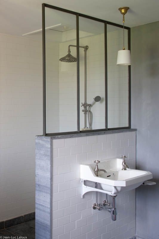 Marble trim used in bathroom #surfaces #bathrooms #designer #interiordesigner #interiordesigners #bespoke #homes #design #homedesign #marble