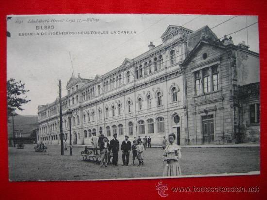 BILBAO ESCUELA DE INGENIEROS INDUSTRIALES LA CASILLA TP8010