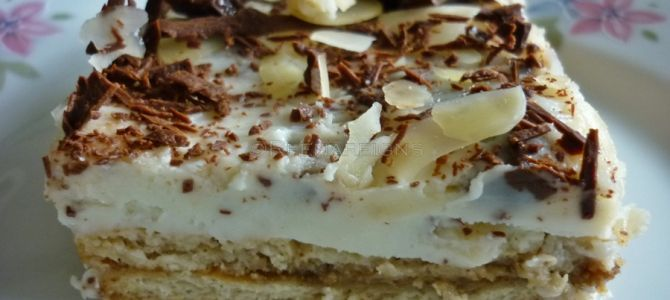 Another easy and no-bake dessert for a lazy me