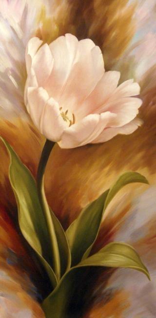 Бруно Августо. Тюльпан