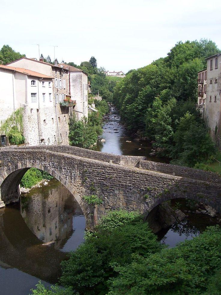 Pont du Diable à Olliergues - Auvergne — Wikipédia