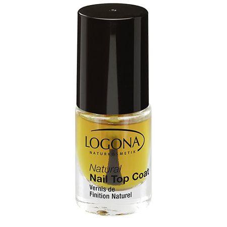 Logona: Natural Nail Top Coat (4 ml)