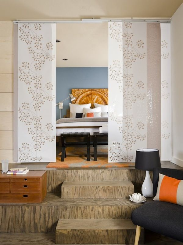 15+ Hall partition curtain ideas trends
