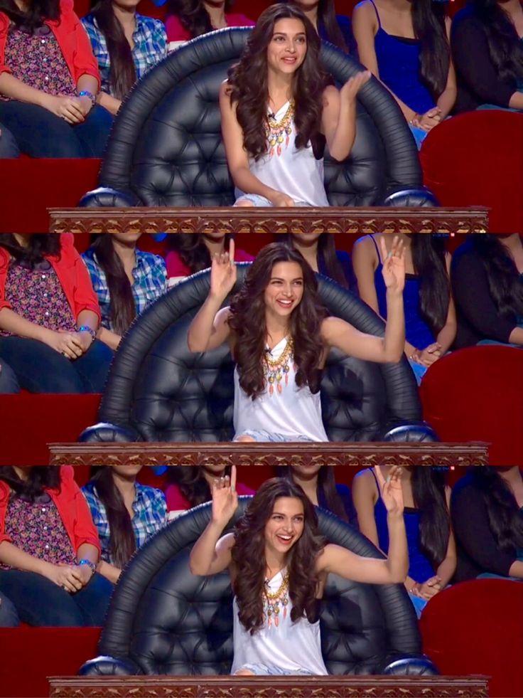 Deepika Padukone on Comedy Nights With Kapil