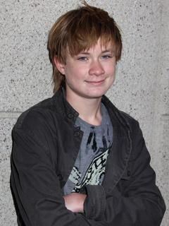 """Austin Williams as Shane Balsom from """"One Life to Live"""""""