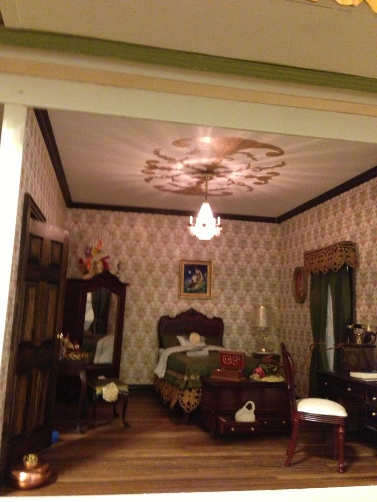 Interior Design Victorian Bedroom