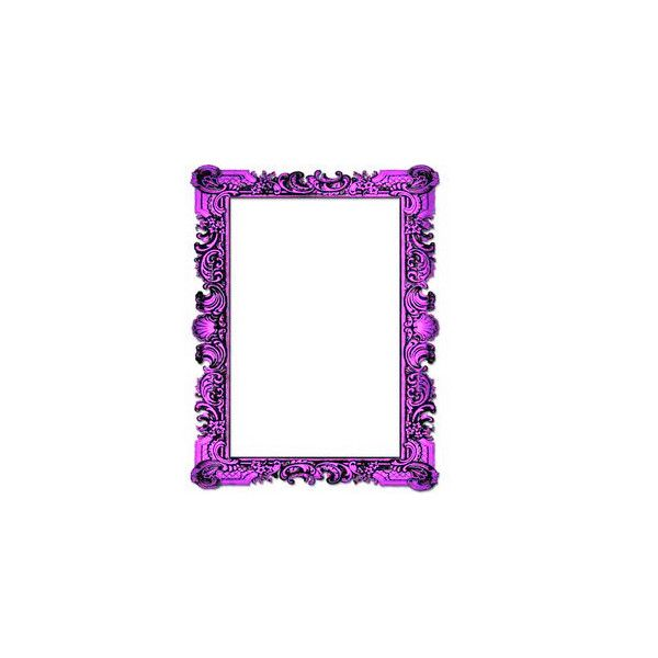 ImageBam - Fast, Free Image Hosting and Photo Sharing ❤ liked on Polyvore featuring frames, backgrounds, borders, marcos, purple, picture frame and outline