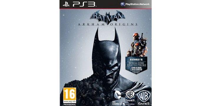 Batman: Arkham Origins PS3. AHORRO 43%. 25.15€. #ofertas #descuentos