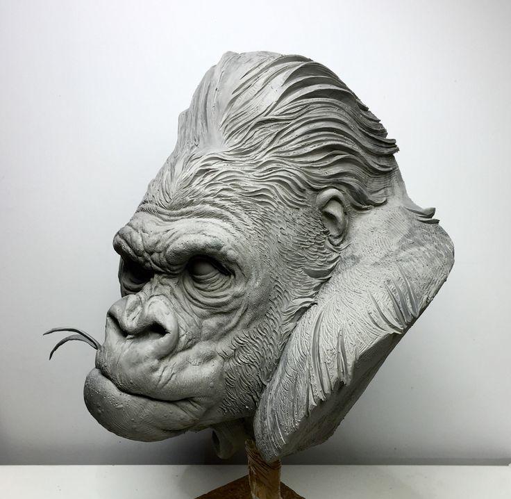 Gorilla/plasticine uDock-1/2scale/2016