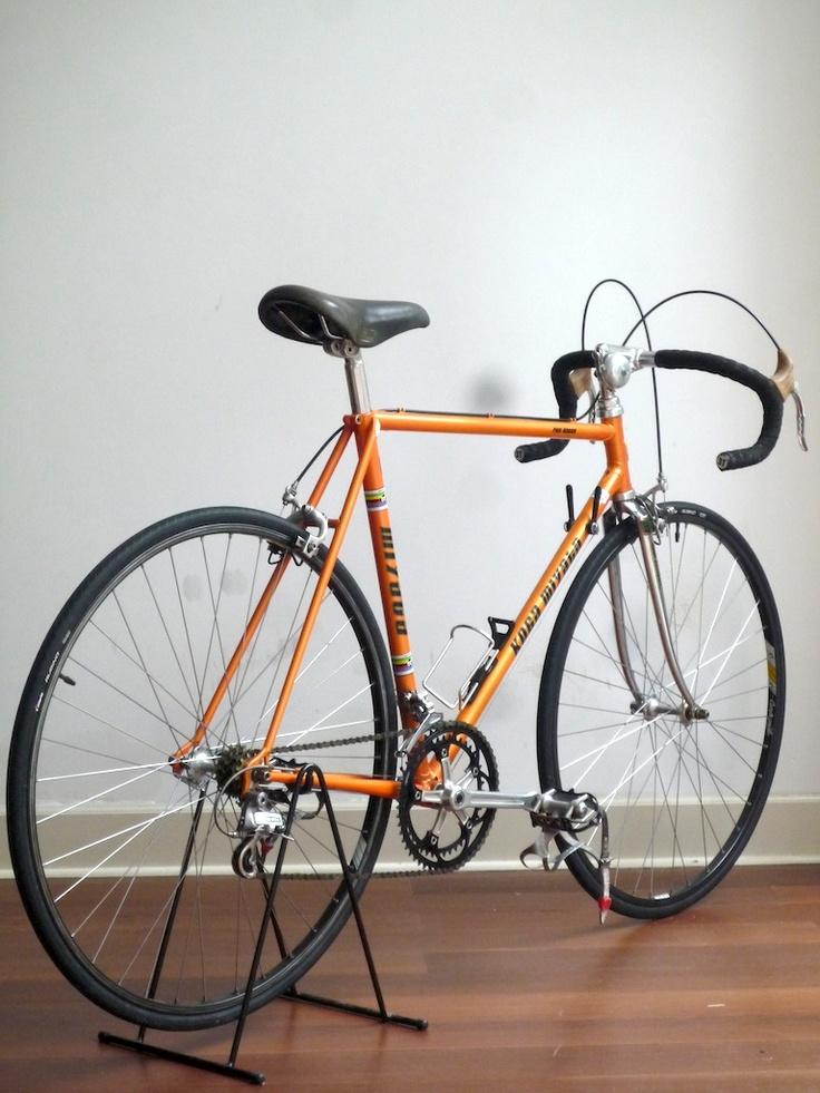 For Sale: koga-Miyata Proracer, black Dura-ace, orange metallic, 1979! - London Fixed-gear and Single-speed