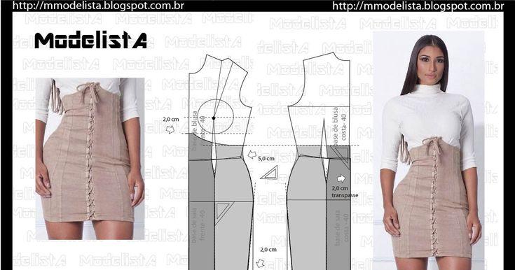Um verdadeiro must-have do guarda-roupa feminino, a saia de cintura alta conquistou as brasileiras e promete se manter forte na próxima t...