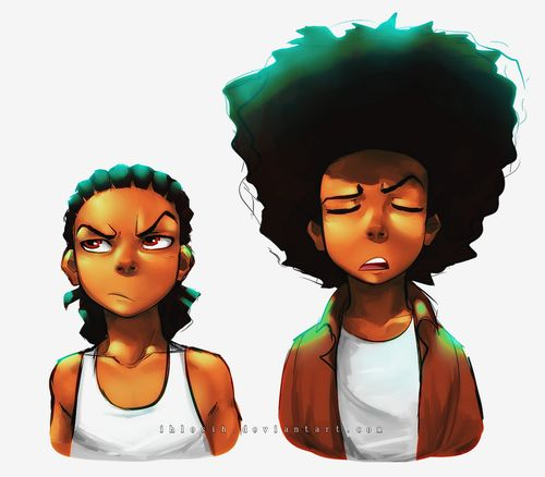 17 Best Images About The Boondocks On Pinterest All