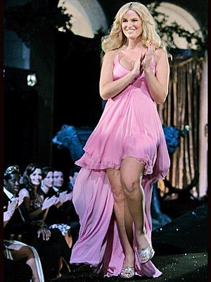 Whitney Thompson : one of my favorite dresses on ANTM