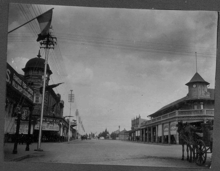 Benoni early 1900