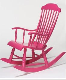 For Grandma: rocking chair #ModernThanksgiving