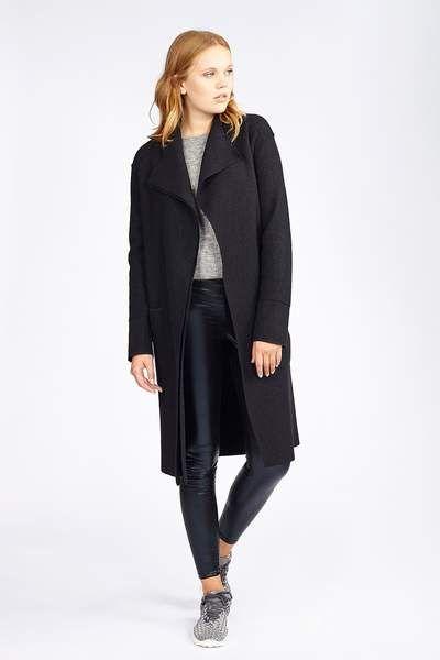 Coat Tallulah X (Black)