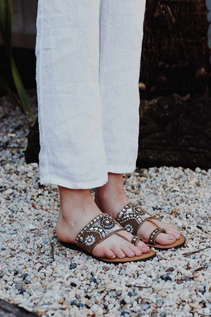 Crafted Sandal