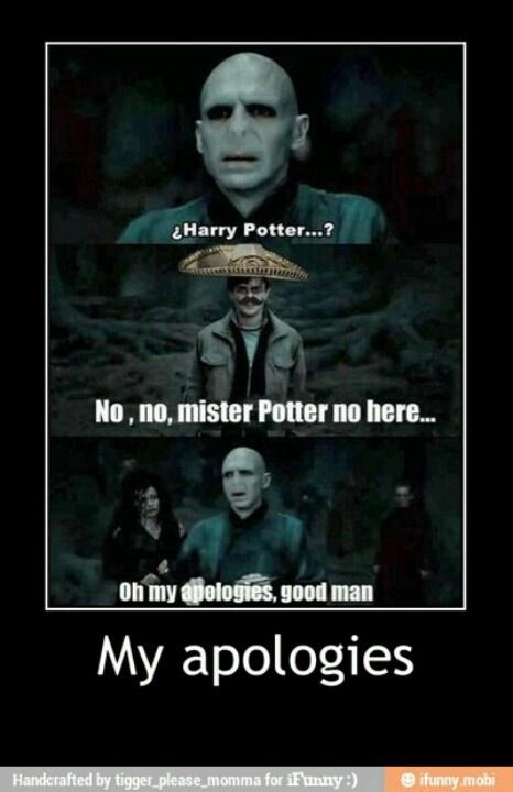 Potter Draco Jokes Harry