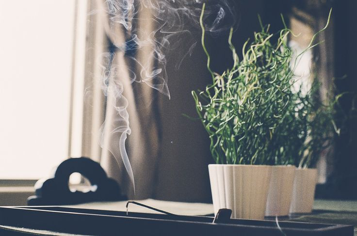 Incense, smudges and smoke can be a psychic medium's best friend. Learn  what I use and love,here.