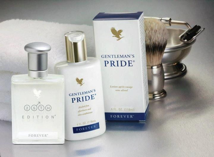 Valentine Gift and ideas for him. Aloe skincare collections for him with Forever Living Products at Forever Me. www.facebook.co.uk/emmaforeverme