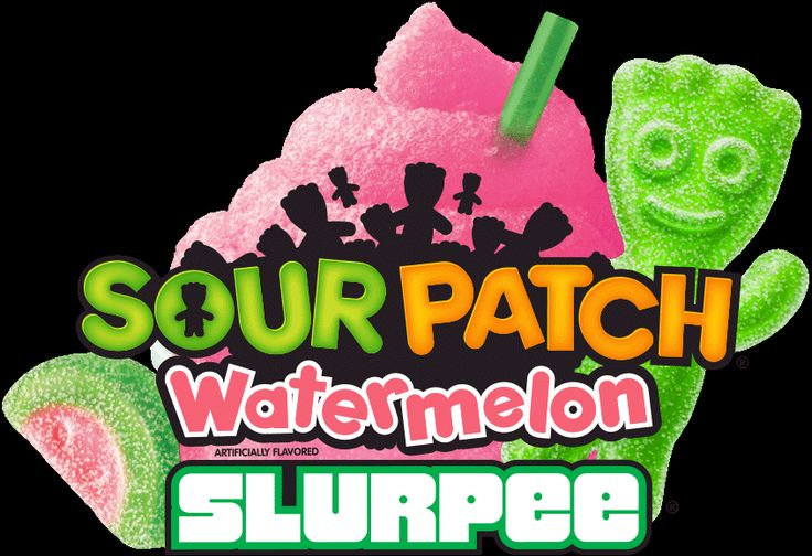 This summer at a 7-11 near you: Sour Patch Watermelon Slurpee!