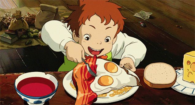 Recently, Kotaku reported that a junior high school in Japan was trying to bring Studio Ghibli food to life. There's a good reason for that. Ghibli food looks freakin' delicious.