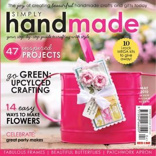Simply Handmade April/May 2010