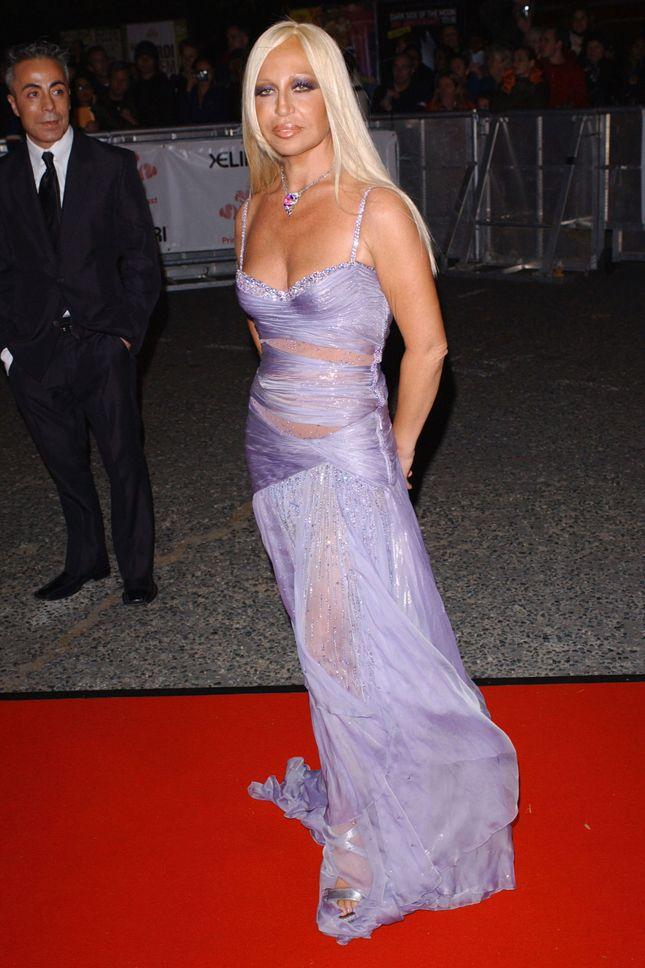 Стиль Донателлы Версаче 1990-х годов | Мода | Новости | VOGUE