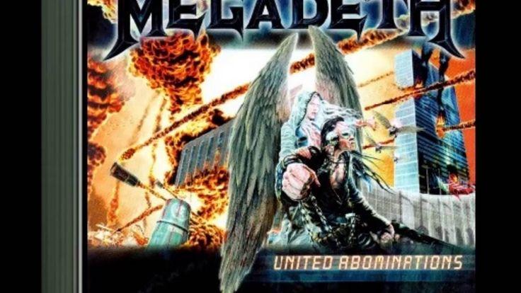 Megadeth (2007) United Abominations *Full Album*