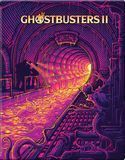 Ghostbusters II [Blu-ray] [Steelbook] [1989], 47787