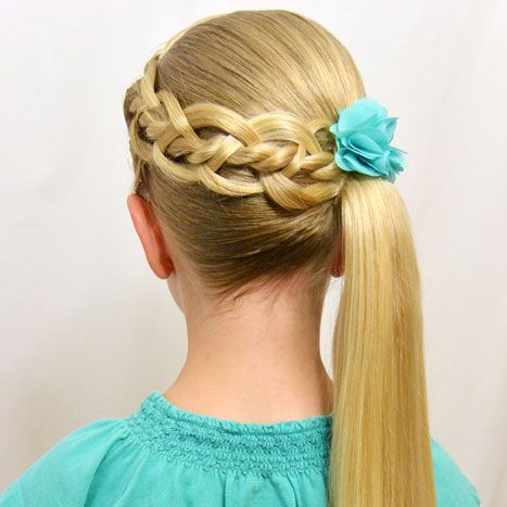 Babies in hair land blog- lots of different styler