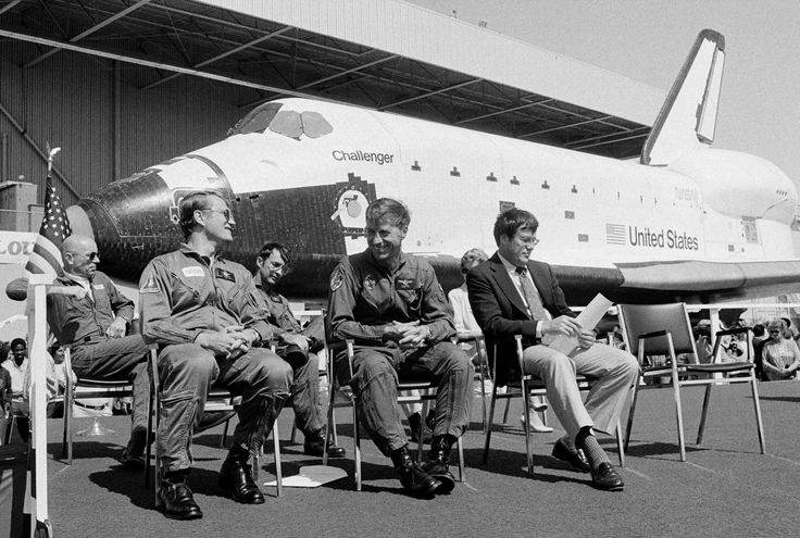 RIP Paul Weitz, Commander of First Space Shuttle Challenger Mission