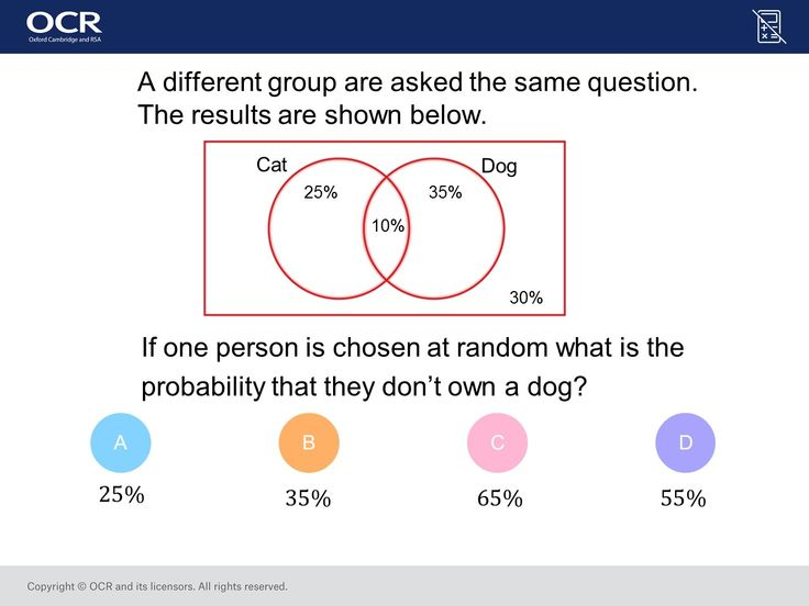 29 best gcse maths question of the week images on pinterest gcse venn diagrams foundationhigher gcse maths question of the week on mr ccuart Choice Image