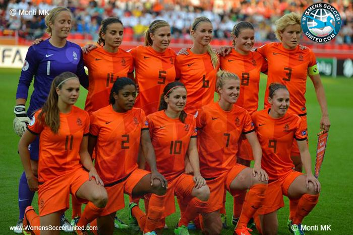 Netherlands Women's National Team | Athletes