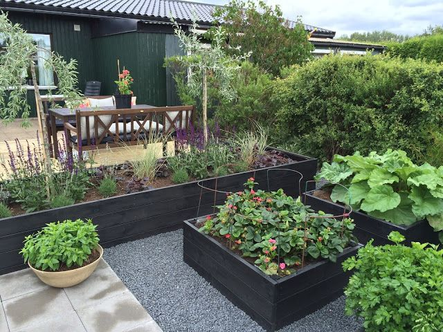 Cattis и Eiras Дизайн сада: Новые фотографии маленького сада, что я (Эйр) подготовившая